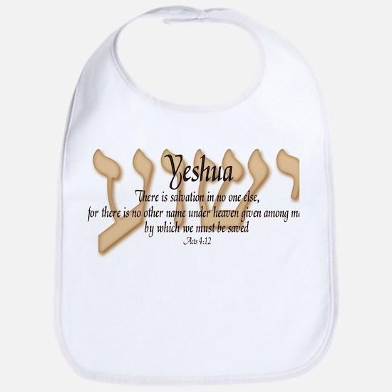 Yeshua Acts 4:12 Bib