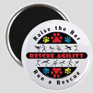 Rescue Agility - Raise Magnet
