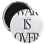 War Is Over Magnet