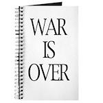 War Is Over Journal