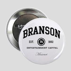 """Branson, Missouri - Live Ente 2.25"""" Button"""