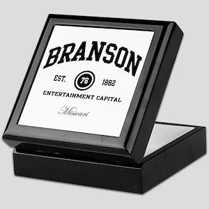 Branson, Missouri - Live Ente Keepsake Box