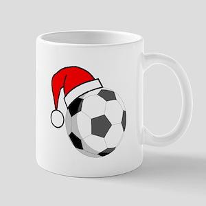 Soccer Greetings Mug