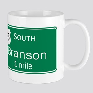 65 South to Branson, Missouri Mug