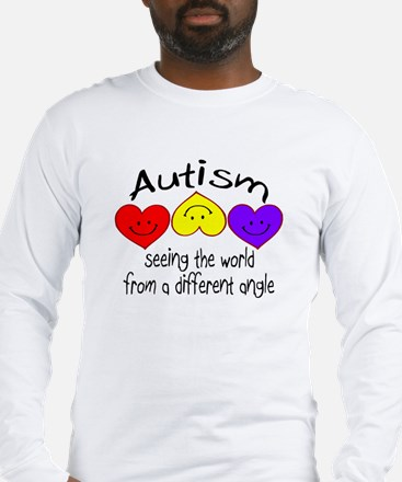 Autism, Seeing The World From A Different Angle Lo