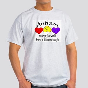 Autism, Seeing The World From A Different Angle Li