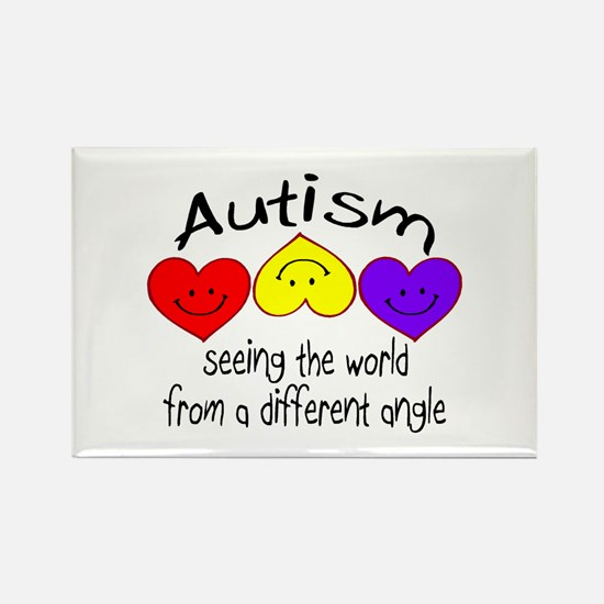 Autism, Seeing The World From A Different Angle Re