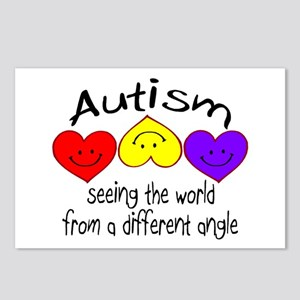 Autism, Seeing The World From A Different Angle Po