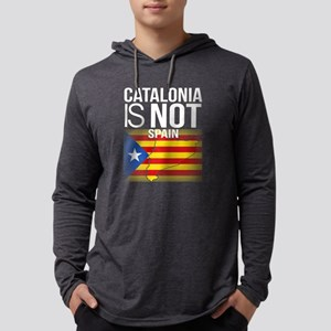 Catalonia Is Not Spain Long Sleeve T-Shirt
