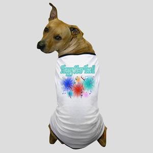 Happy New Year!! Dog T-Shirt