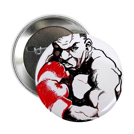 "Iron Mike 2.25"" Button"