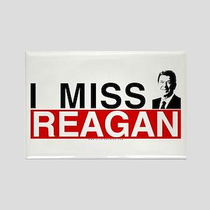 I Miss Reagan Rectangle Magnet