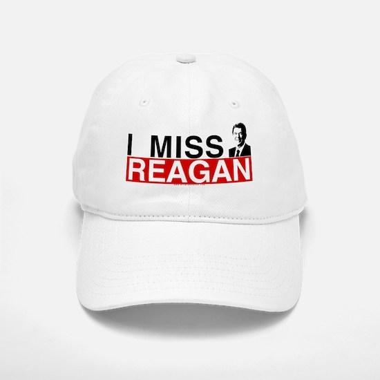 I Miss Reagan Baseball Baseball Cap