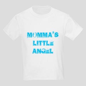 Momma's Little Angel Kids Light T-Shirt