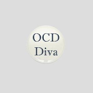 OCD Diva Mini Button