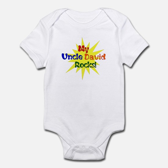 uncle david rocks Body Suit