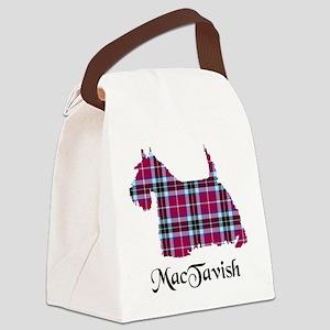 Terrier-MacTavish Canvas Lunch Bag