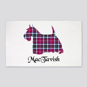 Terrier-MacTavish Area Rug