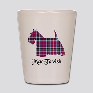 Terrier-MacTavish Shot Glass