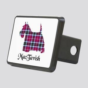 Terrier-MacTavish Rectangular Hitch Cover