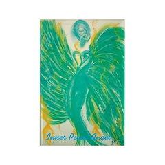 Angel of Inner Peace Magnet
