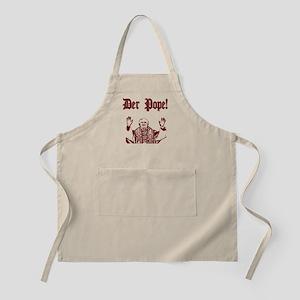 Der Pope! BBQ Apron
