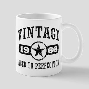 Vintage 1966 11 oz Ceramic Mug