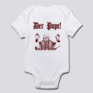 Der Pope! Infant Bodysuit