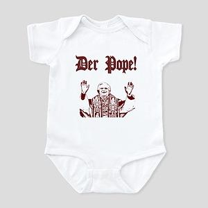 Der Pope! Infant Bodysuit