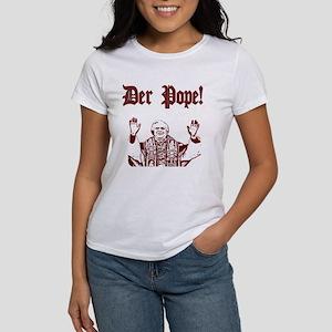 Der Pope! Women's T-Shirt
