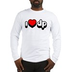 "Long Sleeve ""I Heart DP"" T-Shirt"