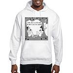 Dressing w/ Your Eyes Hooded Sweatshirt
