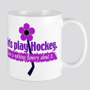 Girls play Hockey Mug