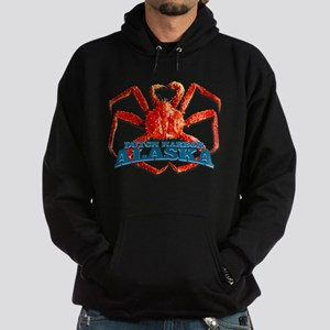 DUTCH HARBOR ALASKA Hoodie (dark)