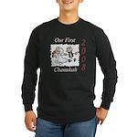 Our 1st Chanukah 08 Long Sleeve Dark T-Shirt