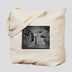 The Dali Atomicus Tote Bag