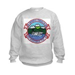 USS KEARSARGE Kids Sweatshirt
