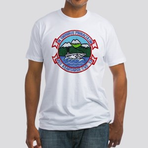 USS KEARSARGE Fitted T-Shirt