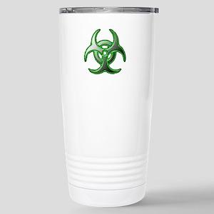 biohazard Stainless Steel Travel Mug
