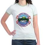 USS KEARSARGE Jr. Ringer T-Shirt