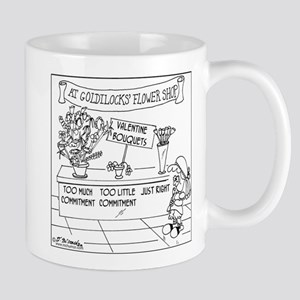 The Goldilocks Flower Emporium Mug