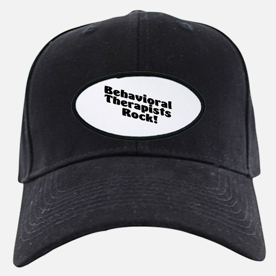 Behavioral Therapists Rock! Baseball Hat