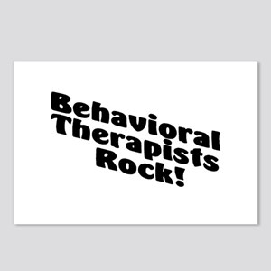 Behavioral Therapists Rock! Postcards (Package of