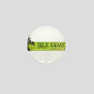 Isle Esme: Paradise Found Mini Button