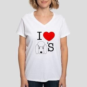 sigma gamma rho Women's V-Neck T-Shirt
