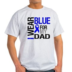 I Wear Blue Dad T-Shirt