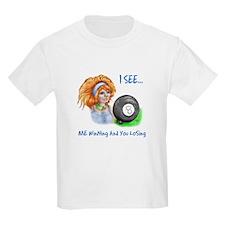 8 Ball Billiards Gypsy T-Shirt
