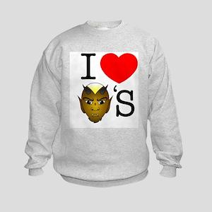 Iota Phi Theta Kids Sweatshirt