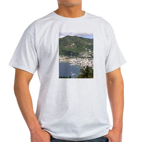 St. Lucia Items Light T-Shirt
