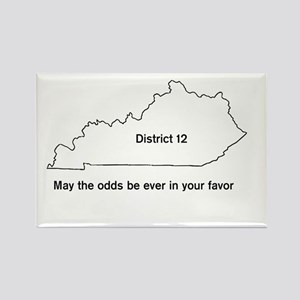 Kentucky District 12 Magnets